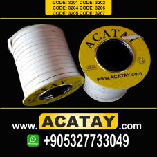 Plastic Tape ( 7mm, 8mm, 9mm, 10mm, 12mm, 15mm )